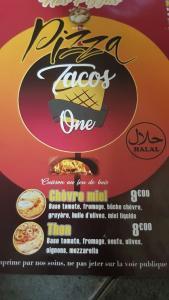 Tacos One - Restaurant - Saint-Loup-sur-Semouse