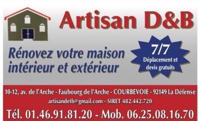 Taicom D&B - Entreprise de maçonnerie - Courbevoie