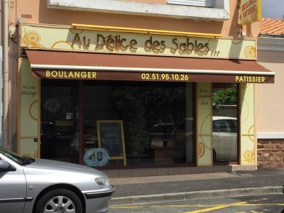 des Saveurs en Eclats - Boulangerie pâtisserie - Les Sables-d'Olonne