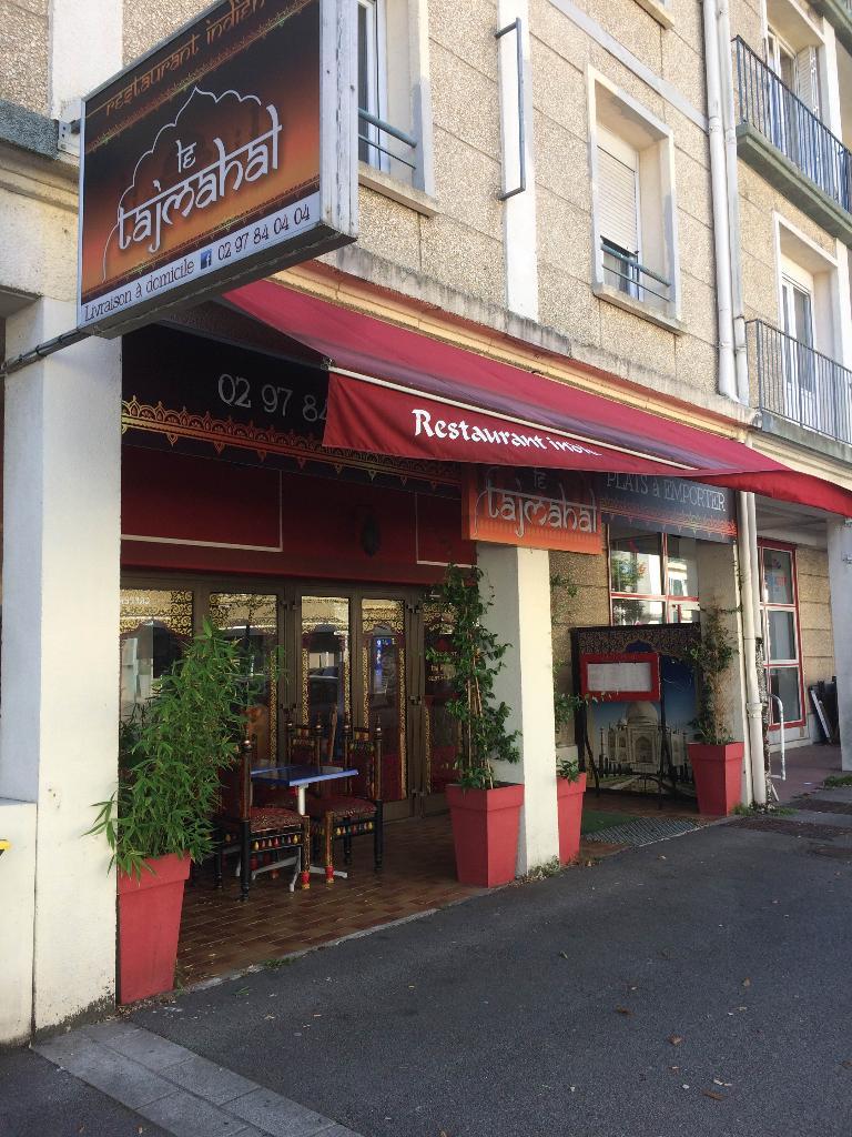 Restaurant Indien Lorient