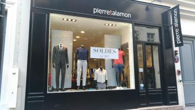 Talamon Pierre - Vêtements homme - Paris