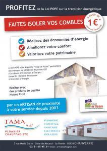Tama Arif - Vente et installation de chauffage - Chanverrie