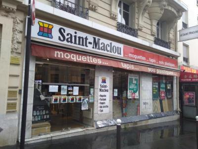 Saint Maclou - Vente et pose de revêtements de sols et murs - Paris