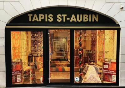 Tapis St Aubin - Artisanat d'art - Angers