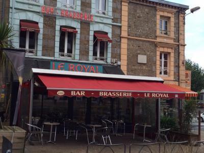Le Royal - Restaurant - Avranches