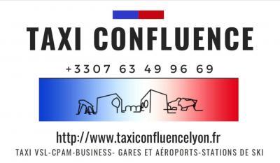 Taxi Confluence - Taxi - Vénissieux