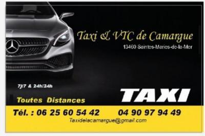 Taxi de camargue - Taxi - Arles