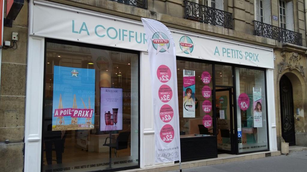Tchip Coiffure Paris Coiffeur Adresse Avis