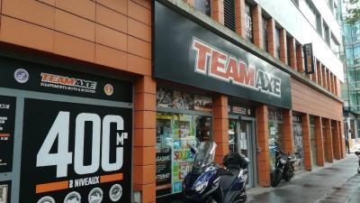 Teamaxe Boulogne - Vente et réparation de motos et scooters - Boulogne-Billancourt