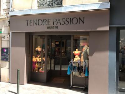 Tendre Passion - Vêtements femme - Saint-Germain-en-Laye