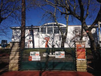 Tennis Club Arcachonnais - Terrain et club de tennis - Arcachon