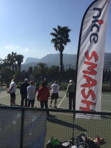 Tennis Combes Francis Giordan - Terrain et club de tennis - Nice