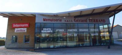 Terrand Gérard SARL - Entreprise de menuiserie - Beaune