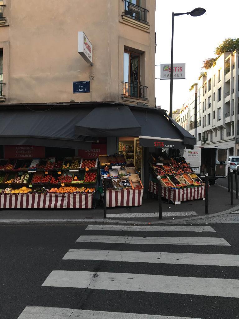 Tgh ALIMENTATION Boulogne Billancourt - Supérette (adresse)