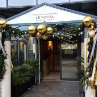 Thalasso & Spa Barrière Le Royal by Thalgo La Baule SOC IMM TOURIST HOTEL BAULE SITH BAULE - LA BAULE ESCOUBLAC