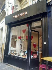 Thanks SARL - Magasin de décoration - Paris