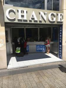 The Change Group France - Bureau de change - Paris