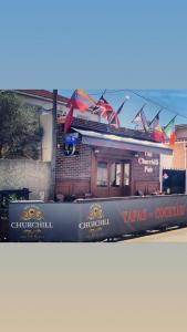 The Churchill Pub - Restaurant - Marseille
