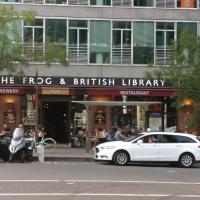 The Frog & British Library Frog Tolbiac - PARIS