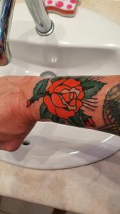 The good place tattoo - Tatouages - Toulouse