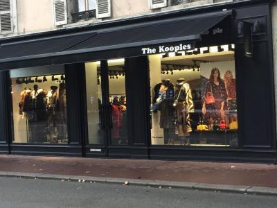The Kooples - Fabrication de vêtements - Annecy