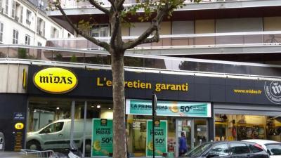 Midas - Centre autos et entretien rapide - Paris