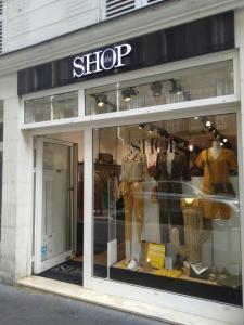 The Shop - Vêtements femme - Paris