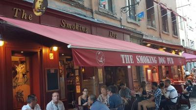 Smoking Dog - Restaurant - Lyon