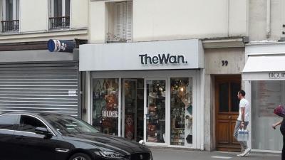 The Wan - Cadeaux - Paris