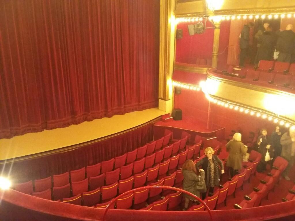 Théâtre Des Bouffes Parisiens Paris - Salle de concert (adresse, avis)