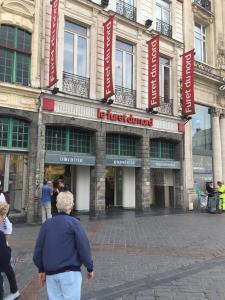 Théâtre Du Nord - Salle de concerts et spectacles - Lille