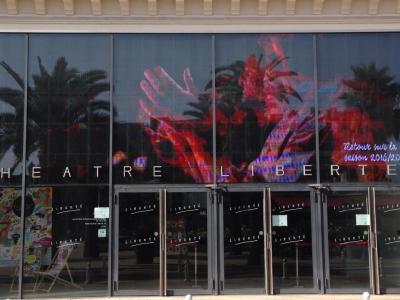 Théâtre Liberté - Parking public - Toulon
