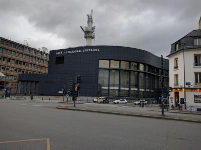 Théâtre National De Bretagne TNB-Le Grand Huit - Cinéma - Rennes