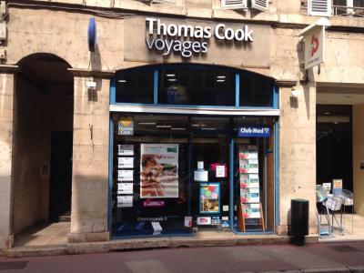 Thomas Cook Voyages - Agence de voyages - Beaune