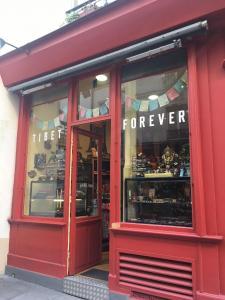 Tibet Forever - Artisanat d'art - Paris