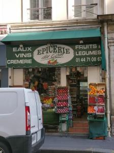 Tiliouine Néjib - Alimentation générale - Paris