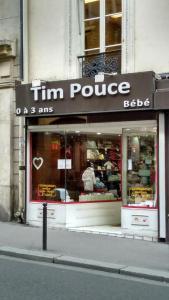 Tim Pouce - Vêtements enfant - Paris