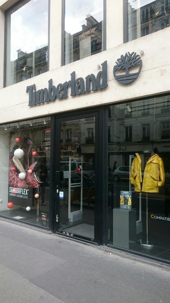 florero medianoche lanza  Timberland Paris - Magasins de vêtement (adresse, avis)