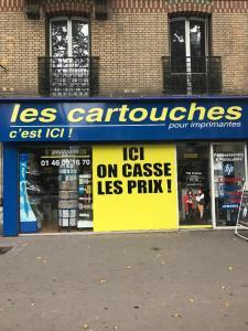 Les Cartouches - Vente de matériel et consommables informatiques - Boulogne-Billancourt