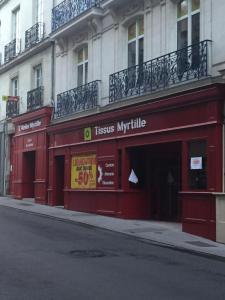 Tissus Myrtille - Tissus au mètre - Nantes