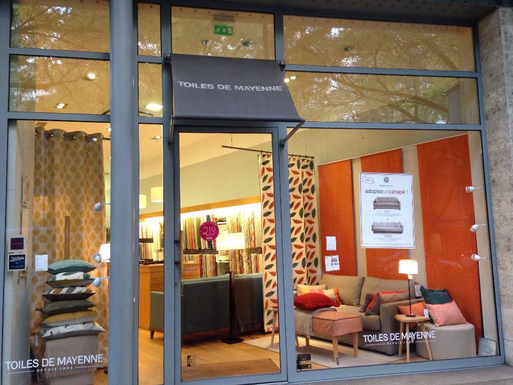 Tissus St Medard En Jalles toiles de mayenne bordeaux - vente de tissus (adresse)