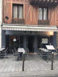 Chang Thaï - Restaurant - Suresnes
