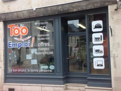 Top Emploi - Agence d'intérim - Beaune