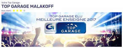 Top Garage - Garage automobile - Malakoff