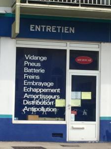 Hamel Stéphane - Centre autos et entretien rapide - Cherbourg-en-Cotentin
