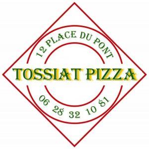 Tossiat Pizzas - Restaurant - Tossiat