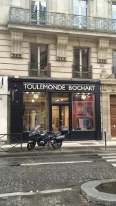 Toulemonde Bochart - Vente et pose de revêtements de sols et murs - Paris