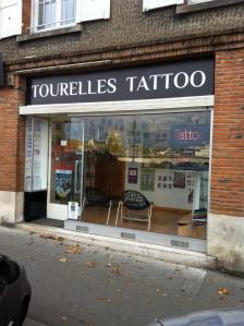 Tourelles Tattoo - Tatouages - Orléans