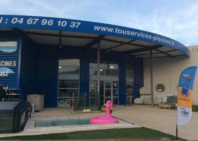 Touservices Piscines - Construction et entretien de piscines - Clermont-l'Hérault