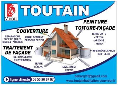 TOUTAIN Habitat - Entreprise de couverture - La Roche-sur-Yon